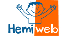 Logotipo de Hemiweb