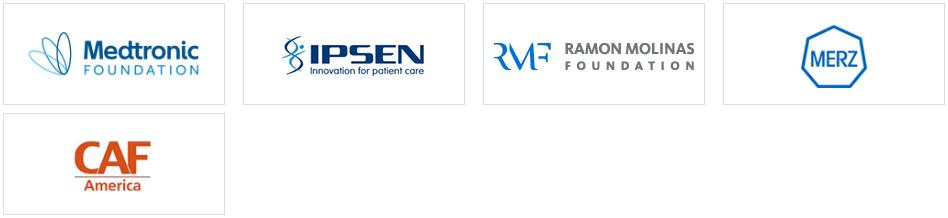 Logotipos de nuestros patrocinadores