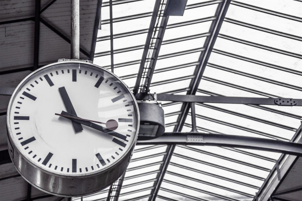 Foto - Reloj