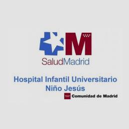 Logotipo Hospital Niño Jesús