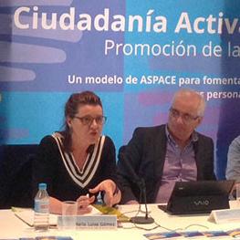 Confederación ASPACE presenta la guía 'Ciudadanía Activa ASPACE: promoción de la participación'