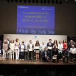foto de grupo de finalistas