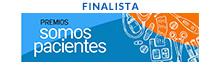 Logotipo Premios Somos Pacientes