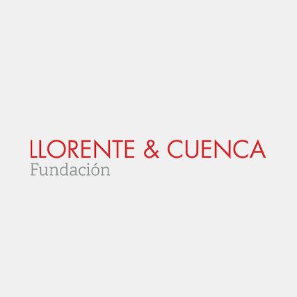 logo Fundación Llorente y Cuenca