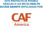 Logotipo CAF America